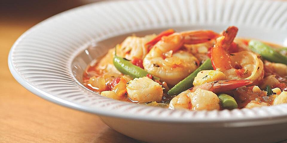 Healthy Fish & Seafood Soup Recipes