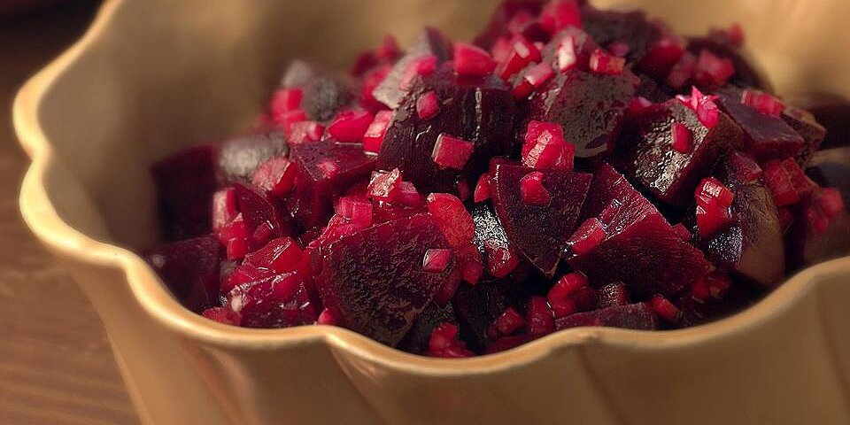 Roasted Beet Salad With Feta Cheese   Healthy Fitness Meals