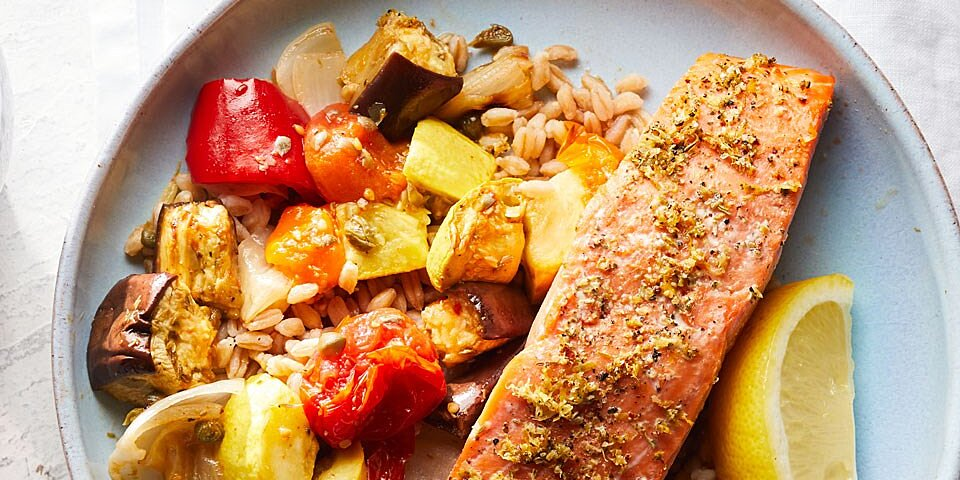 21 Mediterranean Diet Dinners for a Healthy Heart