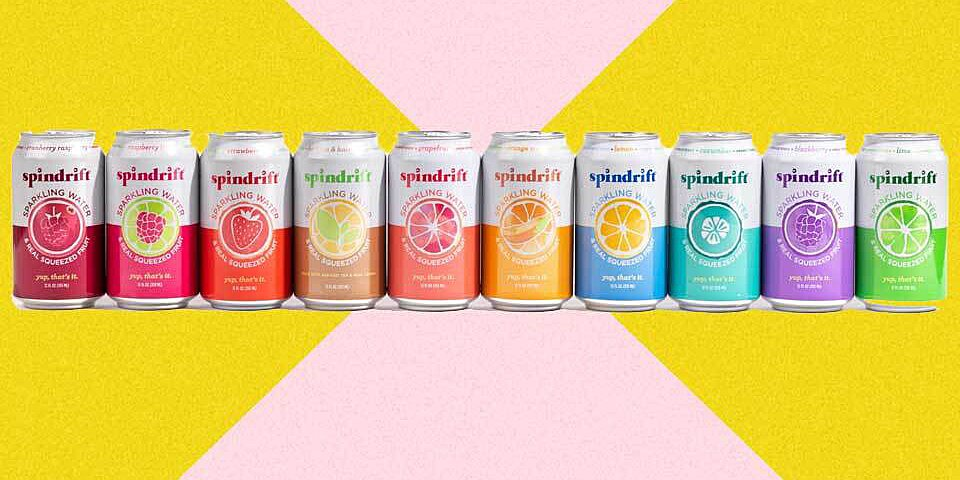 we tried all the spindrift flavors and here are our favorites