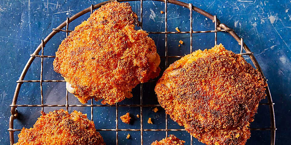 21 Healthy Chicken Recipes That Use Buttermilk for Extra Flavor and Richness