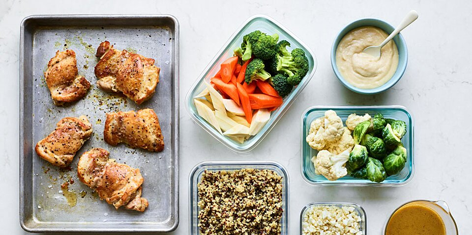 The Essential Meal-Prep Tools You Need in Your Kitchen, According to a Meal-Prep Pro