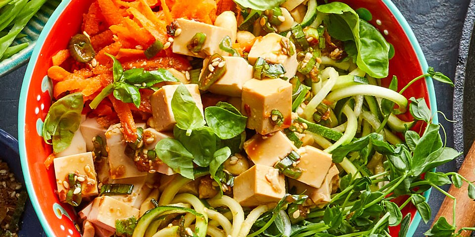 24 High-Protein Vegetarian Dinners for Summer