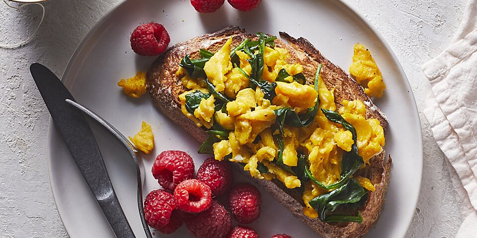 Healthy Breakfast Recipes in 15 Minutes