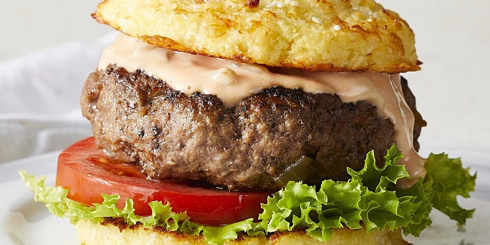 18 Low-Carb Recipes for Burger Lovers