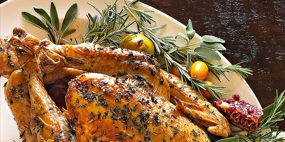 EatingWell's Best Thanksgiving Turkey Recipes