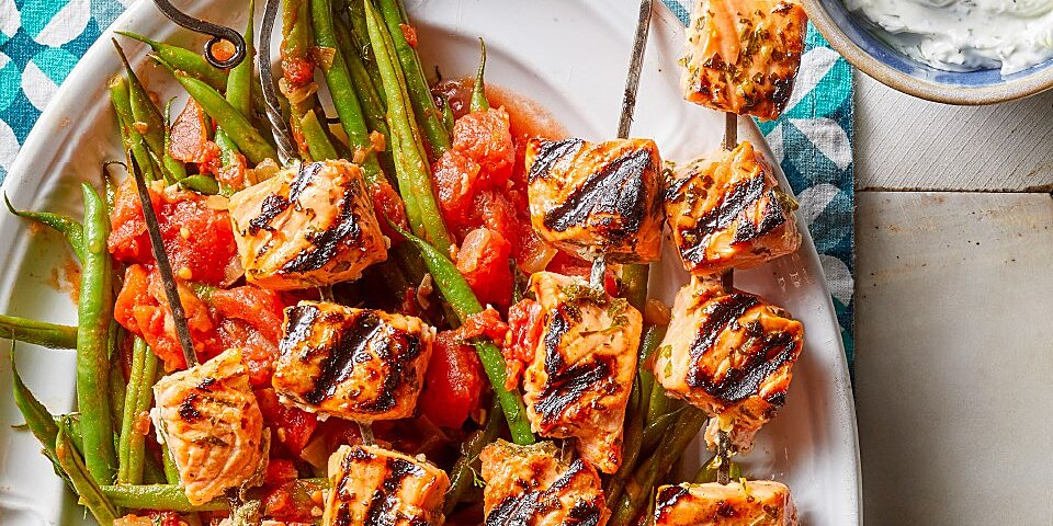 21 Skewer Recipes You'll Want to Make All Summer Long