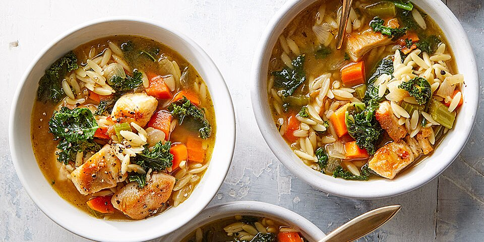 30 Low-Calorie Dinners That Support Healthy Aging