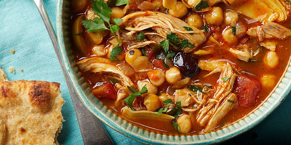Our 20 Best Slow-Cooker Chicken Recipes