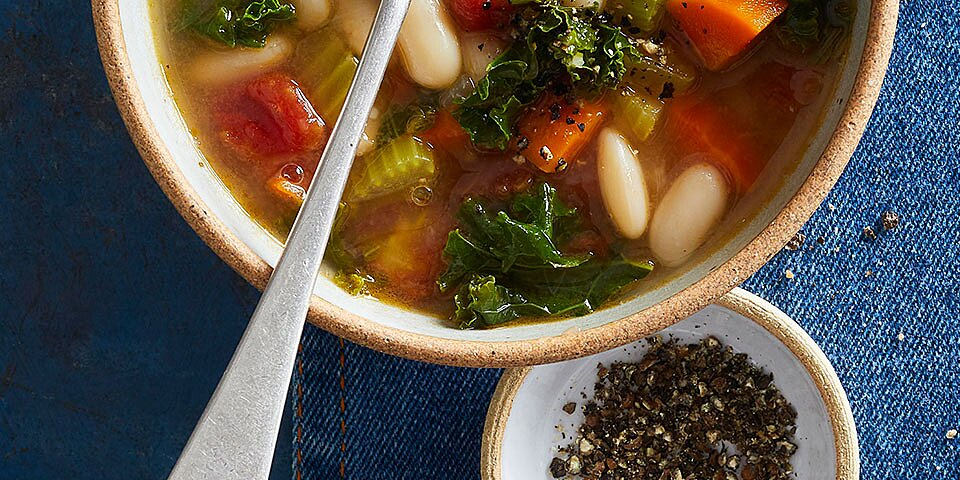22 Healthy Antioxidant-Rich Soup Recipes