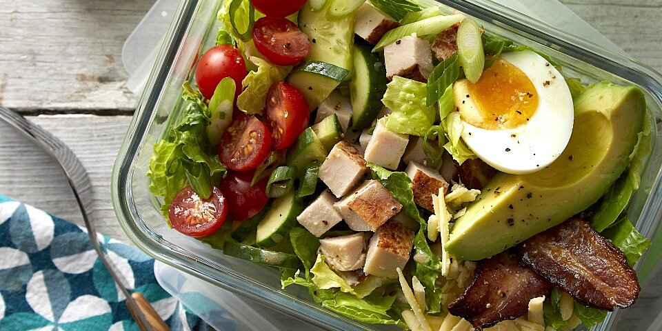 21 400-Calorie Lunches You Can Eat at Your Desk