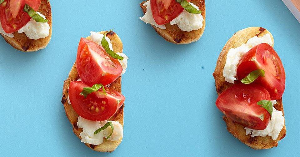 Tomato Bruschetta From Target Allrecipes