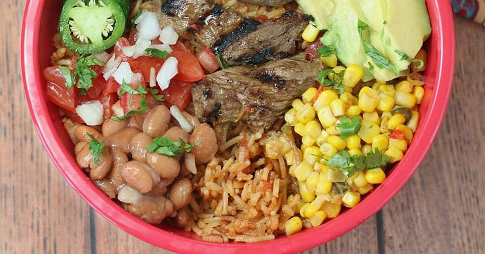 15 Delicious Rice Bowls for Dinner