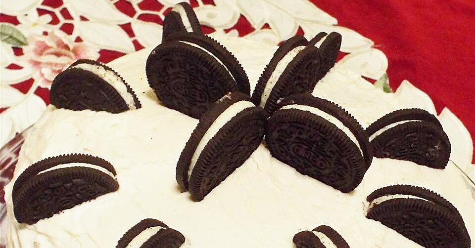 10 Oreo Cake Recipes You Need In Your Life