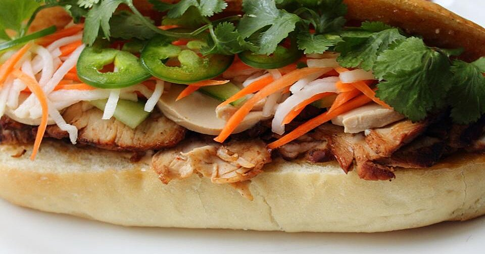 15 of the World's Best Sandwiches Take You Abroad on Your Lunch Break