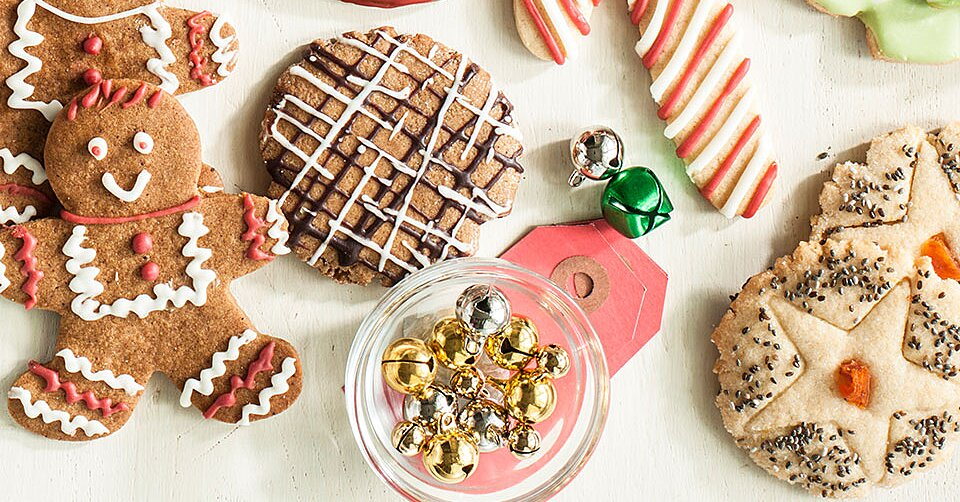 How to Make Healthier Holiday Cookies