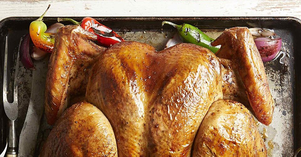 26 Recipes to Make Thanksgiving Dinner Entirely on Your Grill