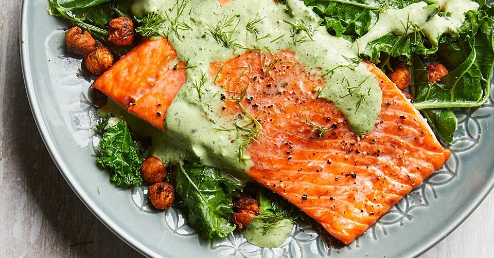 High-Protein 500-Calorie Dinners