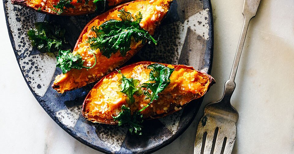Should You Be Freezing Your Sweet Potatoes *Before* Cooking Them?