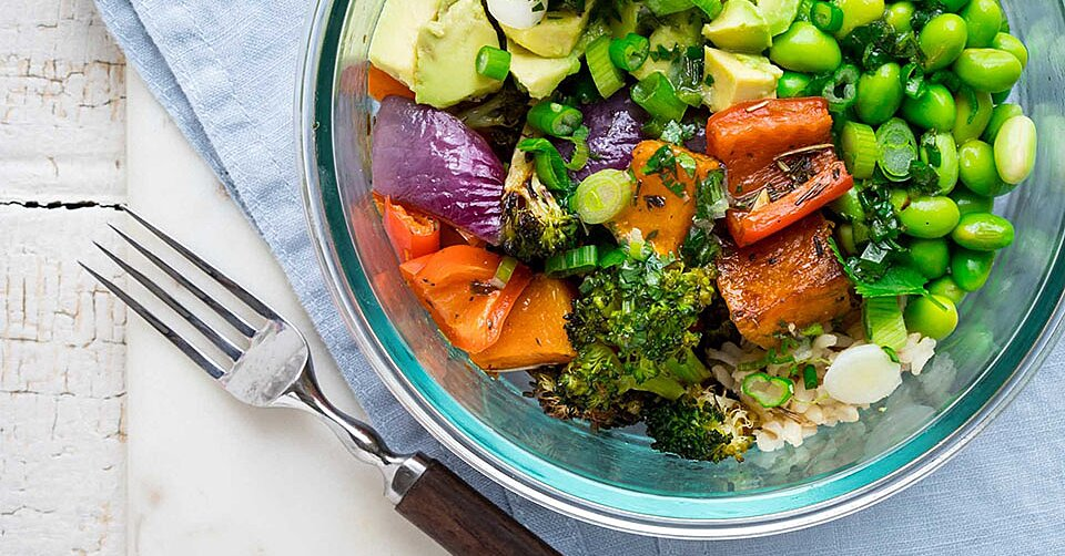 27 Healthy Vegetarian Bowl Recipes You Can Make Ahead of Time