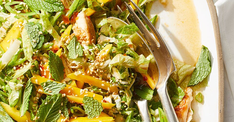 27 Summery Salad Recipes That Are Perfect for Dinner