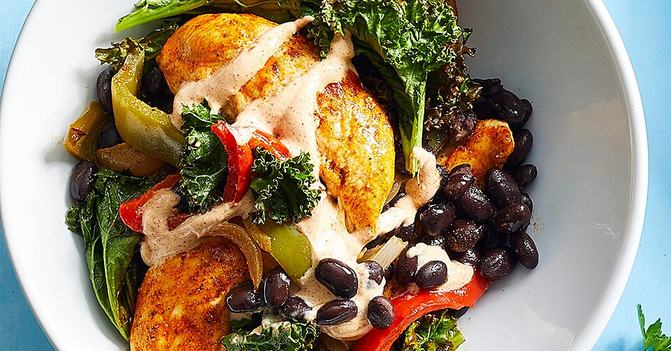 32 Diabetes-Friendly Sunday Dinners with 400 Calories
