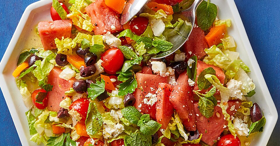 18 Quick and Easy Greek Salad Recipes