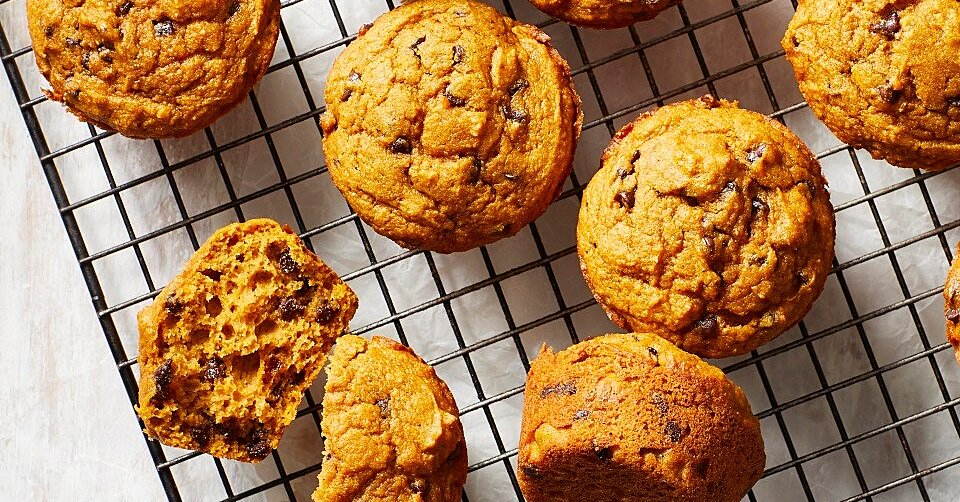 Our 20 Favorite Fall Muffins to Make