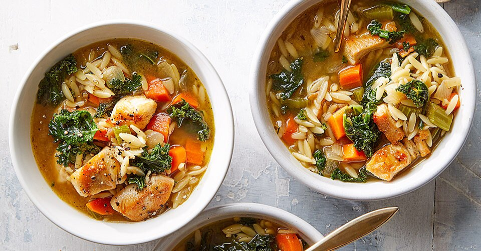 18 Delicious Soups That Give You an Anti-Inflammatory Boost