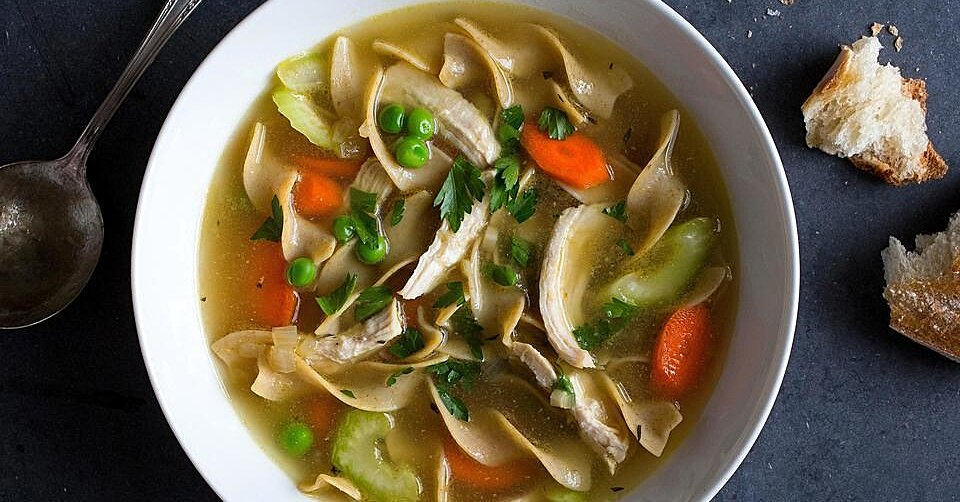 Is Chicken Noodle Soup Healthy?