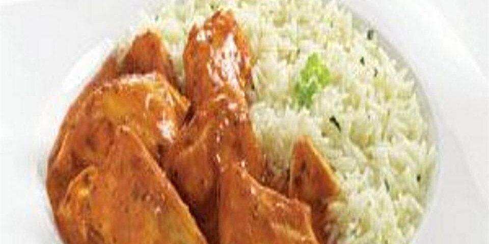 lasooni murgh garlic flavored spicy chicken recipe