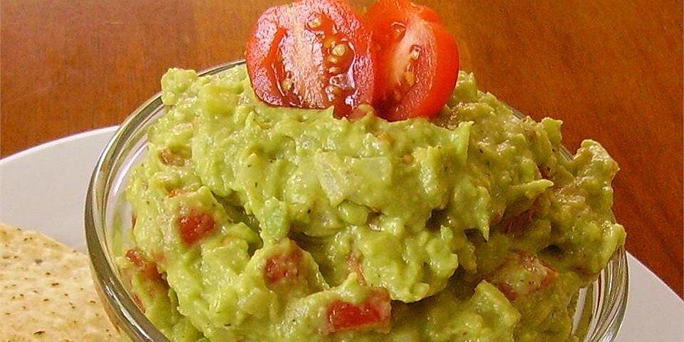 brittanys best guacamole recipe