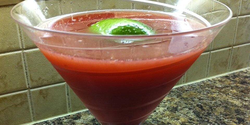 blood orange martini recipe