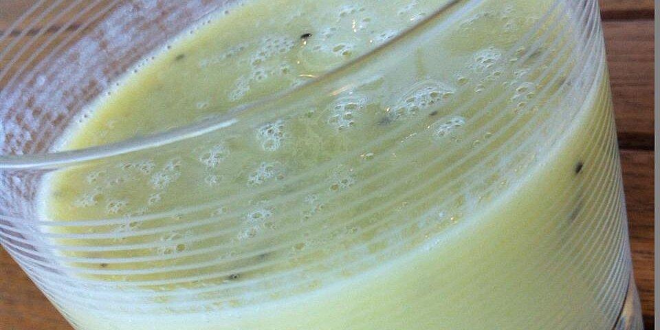 kiwi banana pineapple orange smoothie recipe