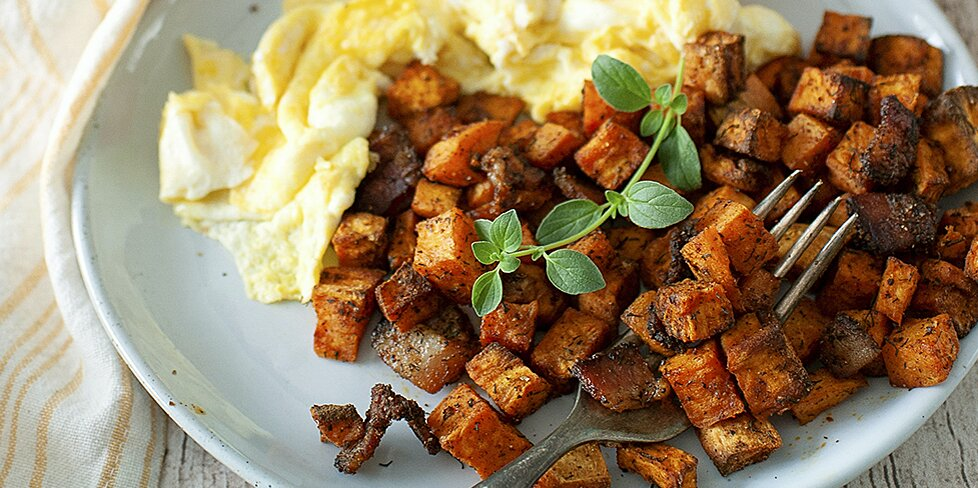 best breakfast recipes for the air fryer