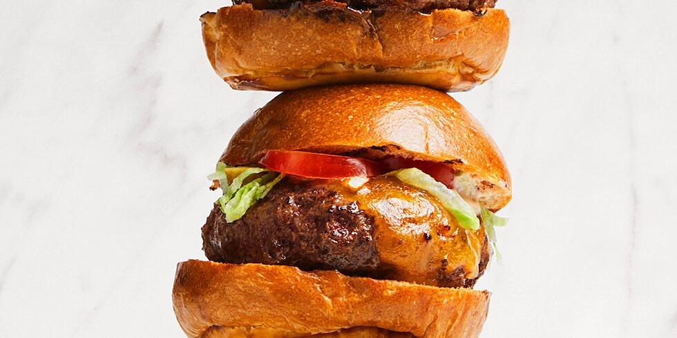 wolfgang pucks cheeseburger sliders recipe