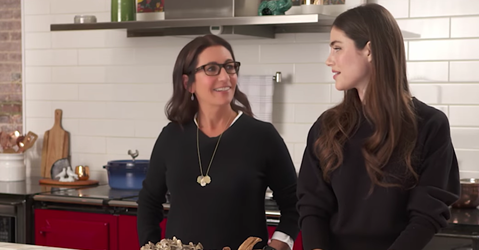 Makeup guru Bobbi Brown shared five herbs that can give you clear skin, and we'll meet you at Whole Foods