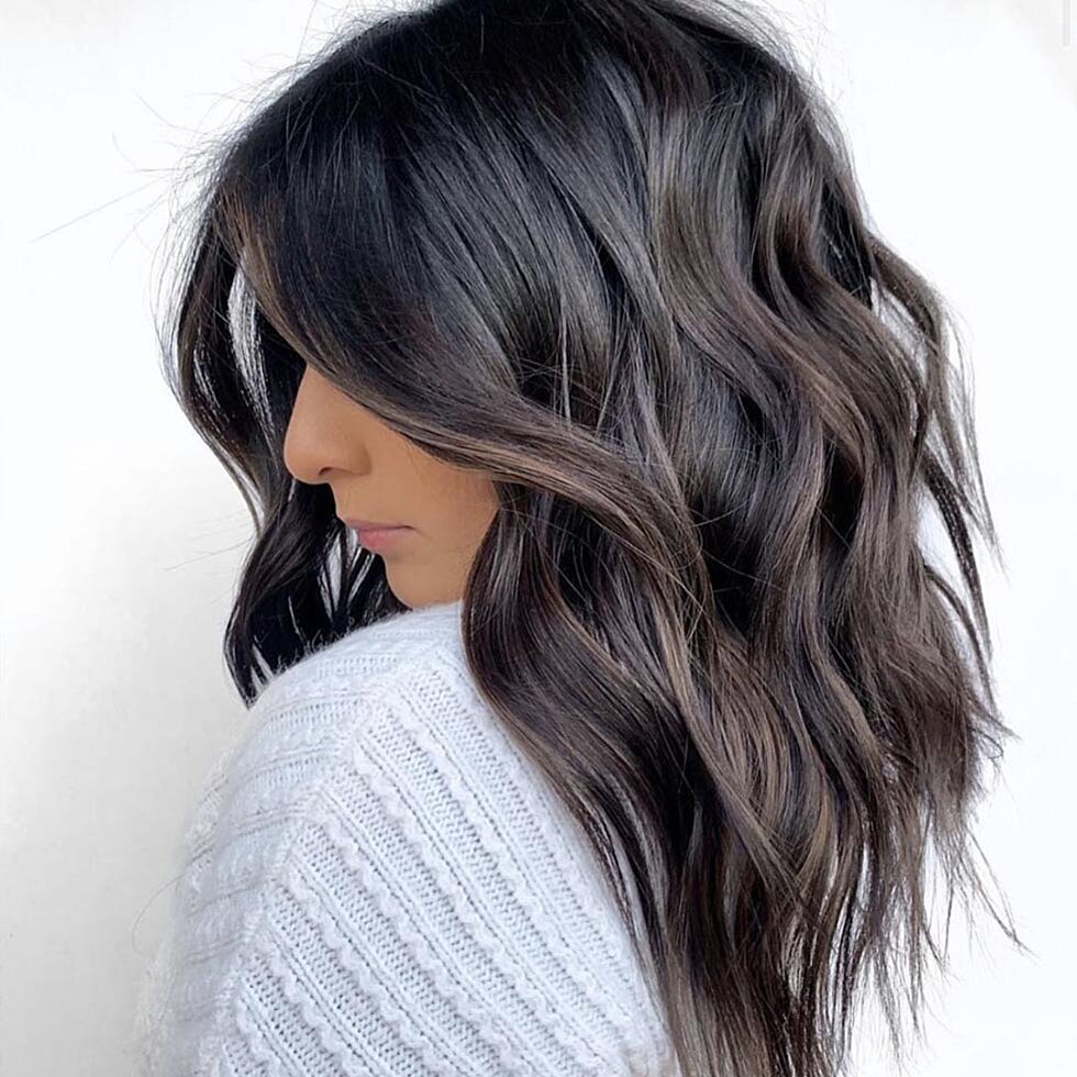 The Most Flattering Medium Length Brown Hairstyles To Try In 2020 Southern Living