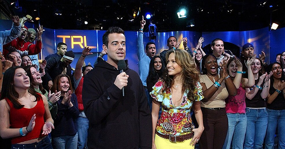 Mtv Revealed Who Will Be Filling Carson Daly S Shoes On The New