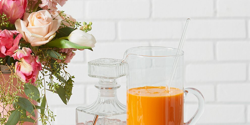 carrot ginger mules recipe