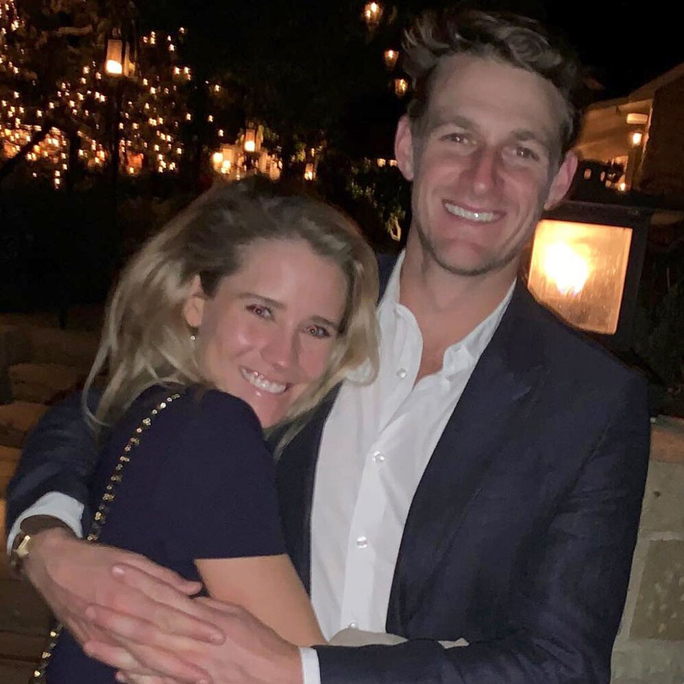 Kathie Lee Gifford S Daughter Cassidy 26 Is Engaged People Com