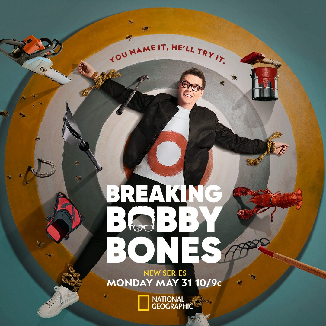 Bobby Bones New Show Breaking Bobby Bones Pushed Him To His Limit People Com