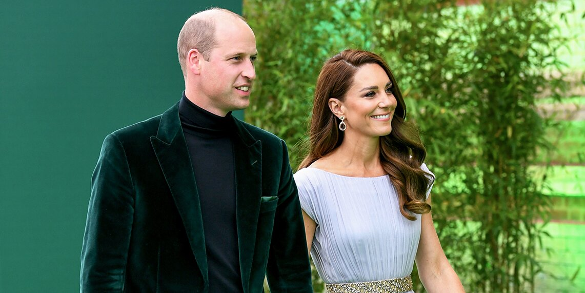 Kate Middleton 'Felt Really Proud' of Prince William at Earthshot Awards: 'They Are a Strong Team'