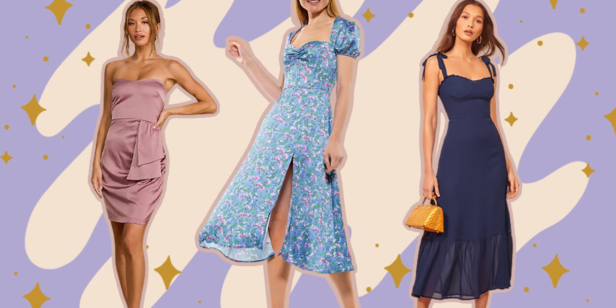 The Best Summer Wedding Guest Dresses, According to Your Zodiac Sign