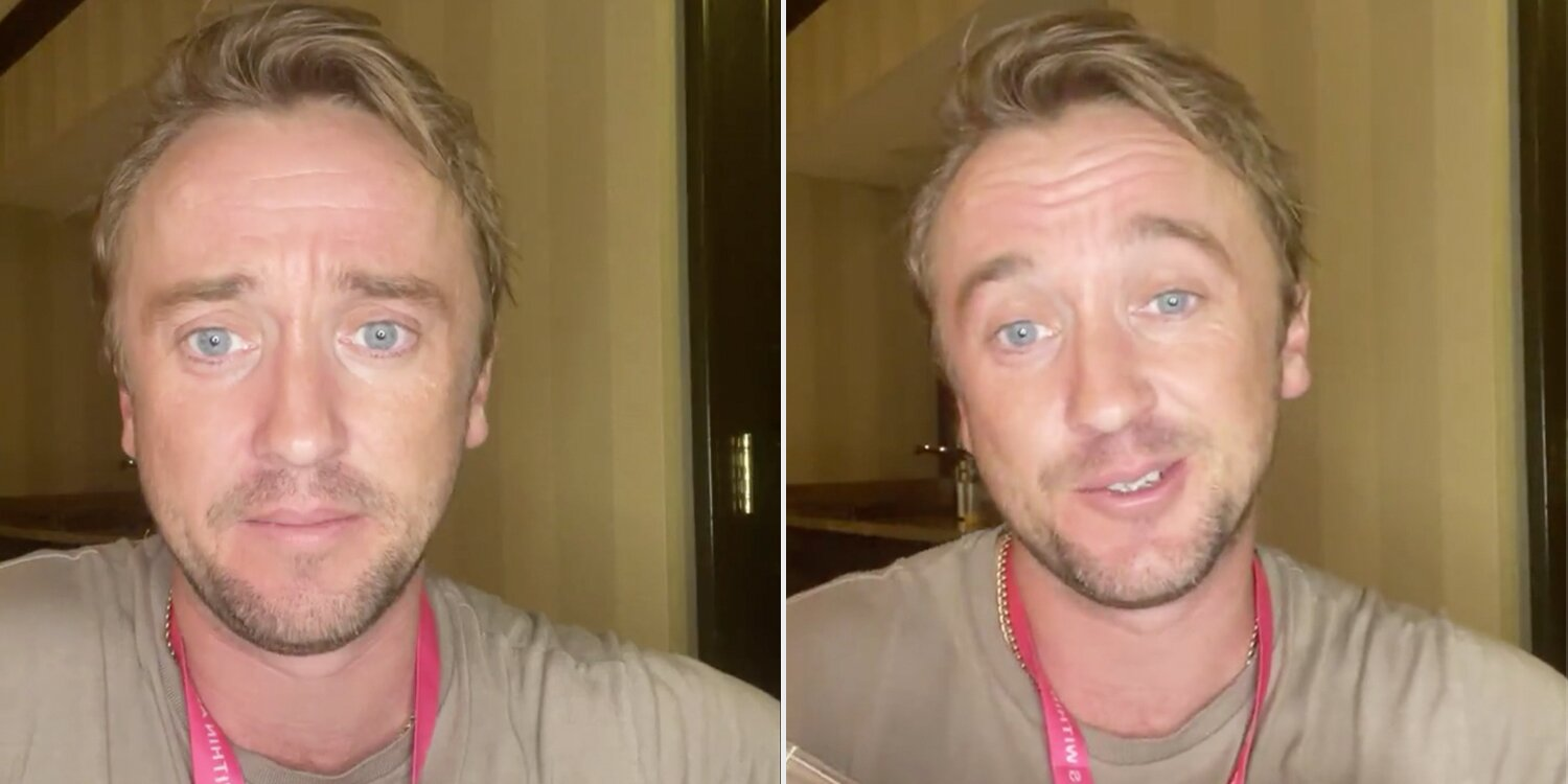 Tom Felton Sings That He's 'Doing Fine' as He Gives Health Update After Collapsing on Golf Course.jpg