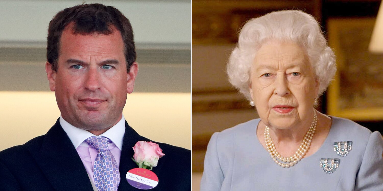 Peter Phillips Says the 'Hardest Part' of Prince Philip's Funeral Was Being Unable to Hug Queen Elizabeth