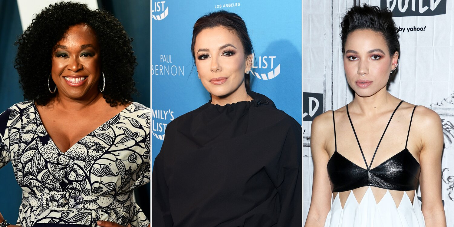 Eva Longoria, Shonda Rhimes, and Jurnee Smollett Step Down from Time's Up Board After Cuomo Scandal.jpg