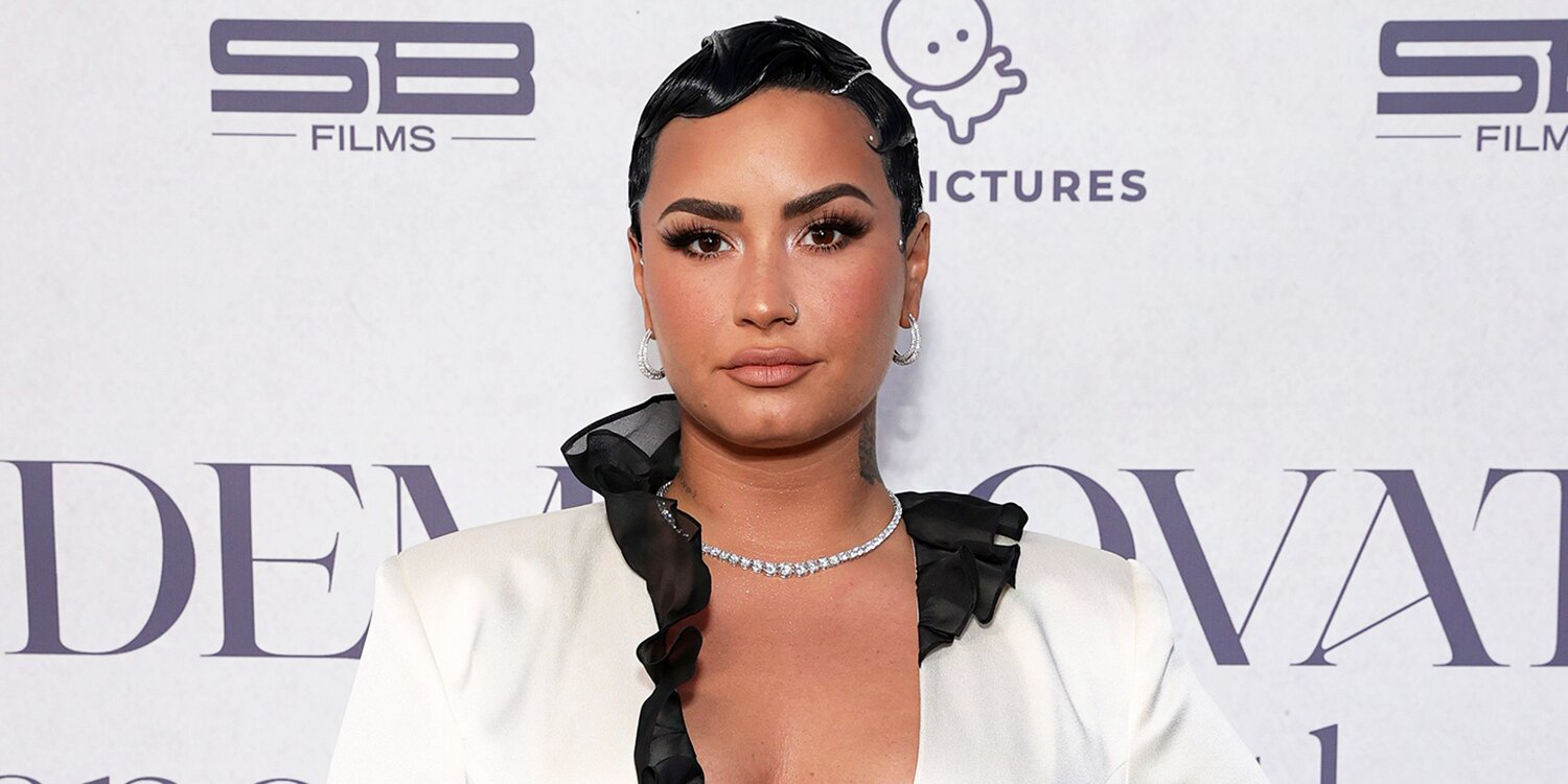 Demi Lovato Explains Why They Don't Use the Term 'Aliens' for Extraterrestrials.jpg