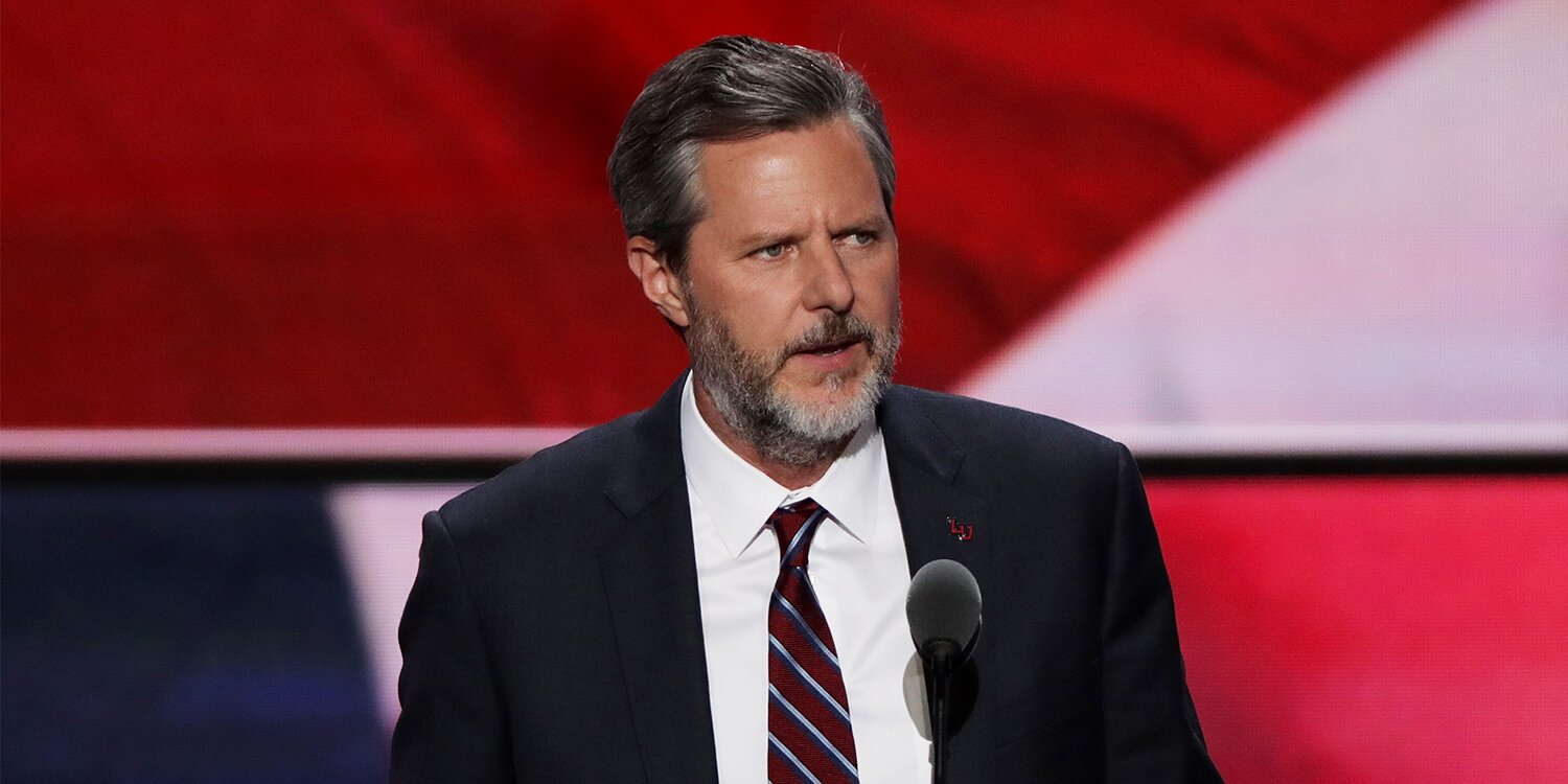 Liberty University Sues Jerry Falwell Jr. for $10M Months After He Resigned amid Sex Scandal