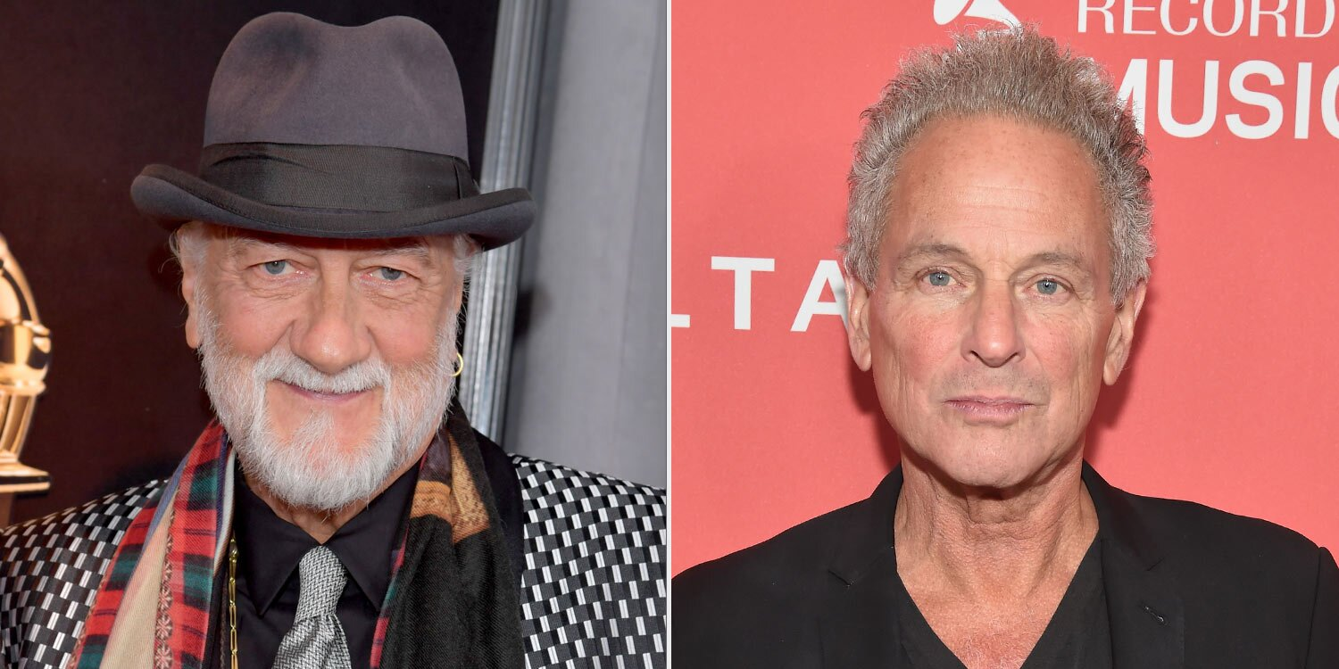 Mick Fleetwood Has Reconciled with Lindsey Buckingham and 'Really Enjoyed Being Reconnected'.jpg